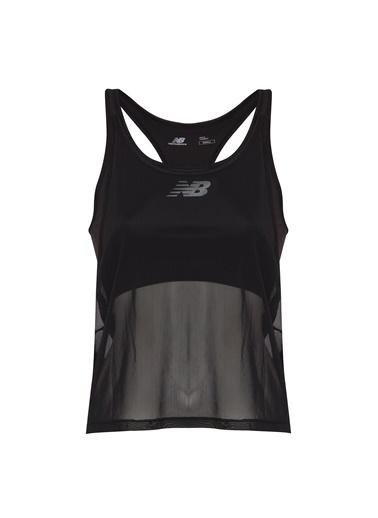 New Balance Tişört Siyah